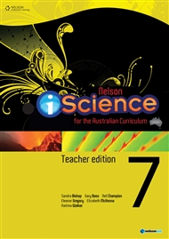 Nelson iScience Year 7 Teacher's Edition - 9780170189798
