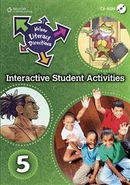 NLD 5 Student Interactive Activities CD - 9780170193689