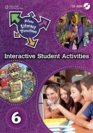 NLD 6 Student Interactive Activities CD - 9780170193696