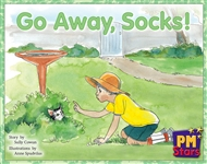 Go Away, Socks! - 9780170193832