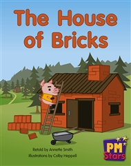 The House of Bricks - 9780170193917