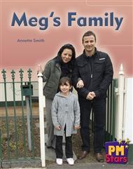 Meg's Family - 9780170194020