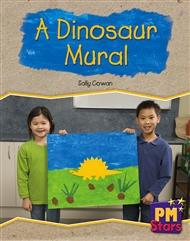 A Dinosaur Mural - 9780170194099