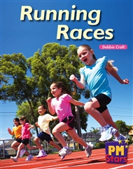 Running Races - 9780170194129