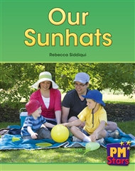 Our Sunhats - 9780170194150