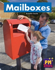Mailboxes - 9780170194174