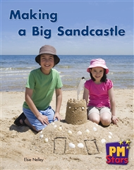 Making a Big Sandcastle - 9780170194204