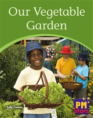 Our Vegetable Garden - 9780170194273