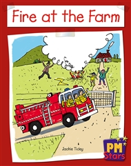Fire at the Farm - 9780170194396