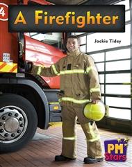A Firefighter - 9780170194402