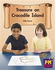 Treasure on Crocodile Island - 9780170194426