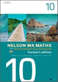 Nelson WA Maths for the Australian Curriculum Year 10 Teacher's Edition - 9780170194617