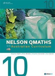 Nelson QMaths for the Australian Curriculum Year 10 - 9780170194853
