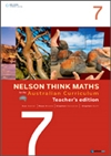 Nelson Think Maths for the Australian Curriculum Year 7 Teacher's  Edition