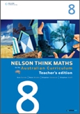 Nelson Think Maths for the Australian Curriculum Year 8 Teacher's Edition
