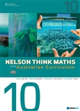 Nelson Think Maths for the Australian Curriculum Year 10