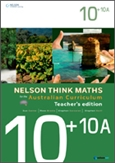 Nelson Think Maths for the Australian Curriculum Advanced 10+10A Teacher's Edition