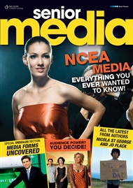 Senior Media Year 11-13: NCEA Level 1-3 - 9780170195966
