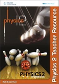 Physics 2 NCEA Level 2 Teacher Resource CD - 9780170196000