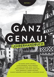 Ganz Genau! Teacher's Edition - 9780170197304