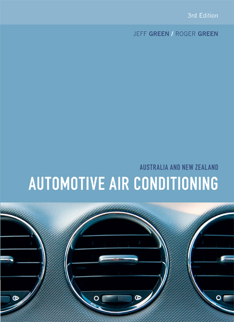 Automotive Air Conditioning: Australia and New Zealand - 9780170197748