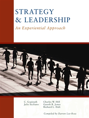 CP0648 Strategy and Leadership: An Experiential Approach - 9780170197939