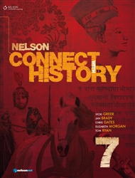 Nelson Connect with History for the Australian Curriculum Year 7 - 9780170198882