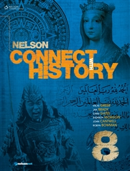 Nelson Connect with History for the Australian Curriculum Year 8 - 9780170198929