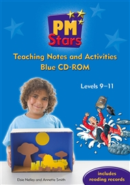 PM Stars Blue Activities and Teaching Notes CD-ROM - 9780170199261