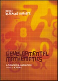 Developmental Mathematics Book 2 Blackline Masters - 9780170210041