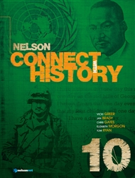 Nelson Connect with History for the Australian Curriculum Year 10 - 9780170211192