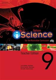Nelson iScience Year 9 Teacher's Edition - 9780170211314