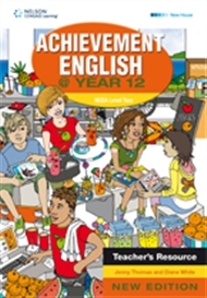 Achievement English @ Year 12 Teacher's Resource CD - 9780170212977