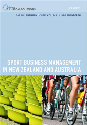 PP0626 - Sport Business Management in New Zealand and Australia - 9780170217323