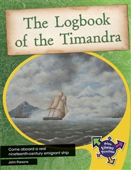The Logbook of the Timandra - 9780170217385