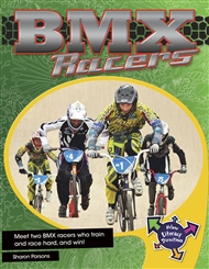 BMX Racers - 9780170217422