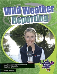 Wild Weather Reporting - 9780170217491