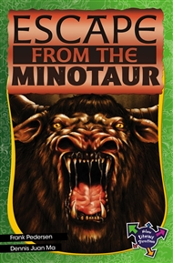 Escape from the Minotaur - 9780170217576