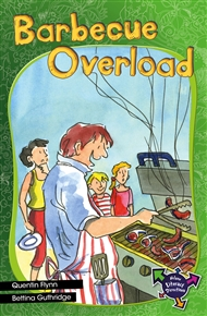 Barbecue Overload - 9780170217620