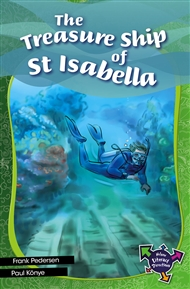 The Treasure Ship of St Isabella - 9780170217637