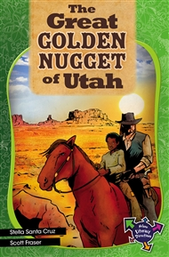 The Great Golden Nugget of Utah - 9780170217668