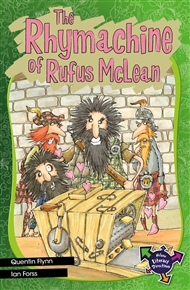 The Rhymachine of Rufus McLean - 9780170217675