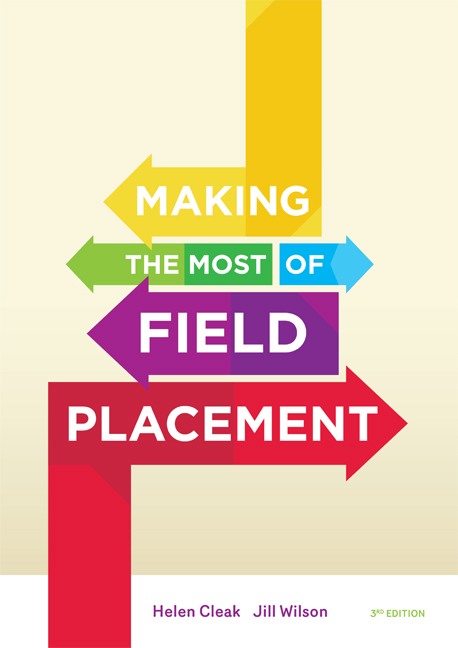 Making the Most of Field Placement - 9780170222433