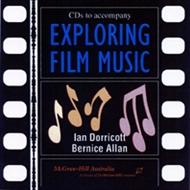 Exploring Film Music CD Set - 9780170222846