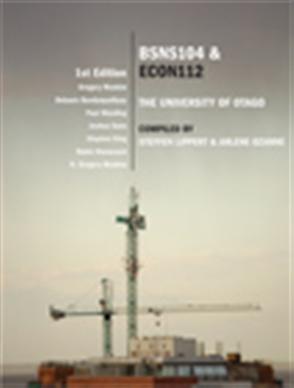 CP0778 Economics - BSNS104 and Econ112 - 9780170224819