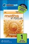 Maths in Focus: Mathematics HSC Course (1 Access Code Card)