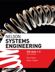 Nelson Systems Engineering VCE Units 1-4 - 9780170227452