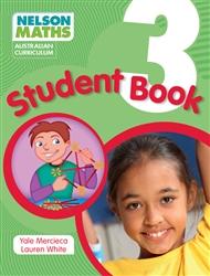 Nelson Maths: Australian Curriculum Student Book 3 - 9780170227681