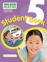Nelson Maths: Australian Curriculum Student Book 5 - 9780170227704