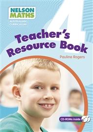 Nelson Maths: Australian Curriculum Teacher Resource Book 4 - 9780170227766